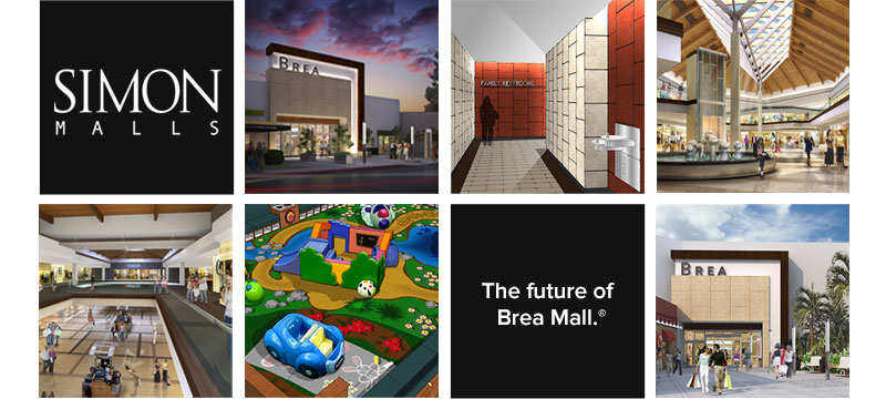 The future of Brea Mall.