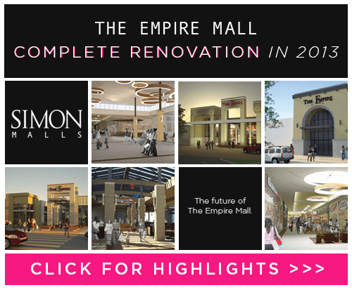 The Empire Mall Complete Renovation in 2013