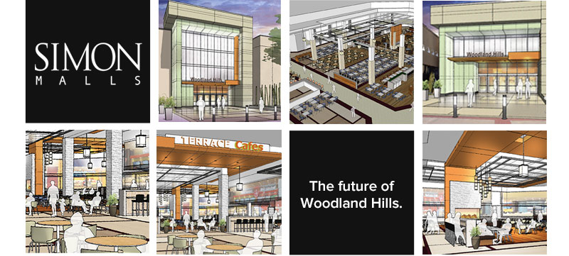 The future of Woodland Hills Mall